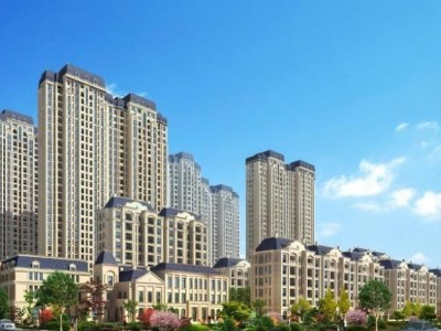 泰宏建业住宅均价13600元/平方米